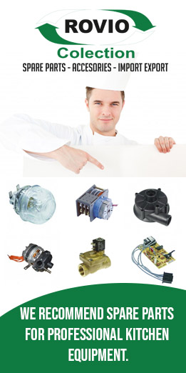 spare parts for professional kitchen equipment